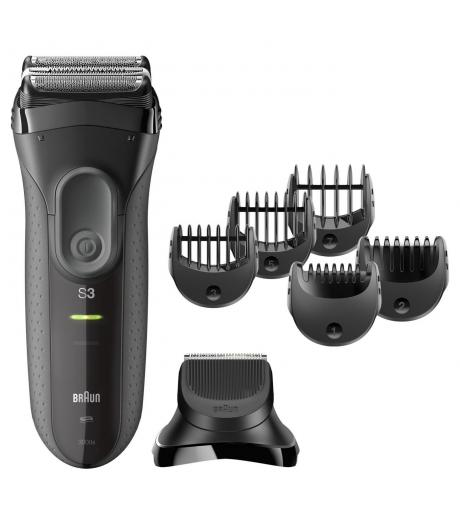 BRAUN SERIES 3 3000 BT SHAVE AND STYLE