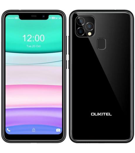 OUKITEL C22 4GB/128GB BLACK