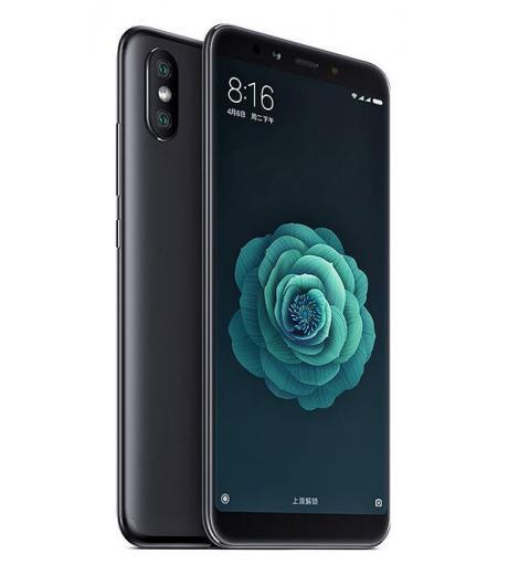 XIAOMI MI A2 EU 4/64GB BLACK