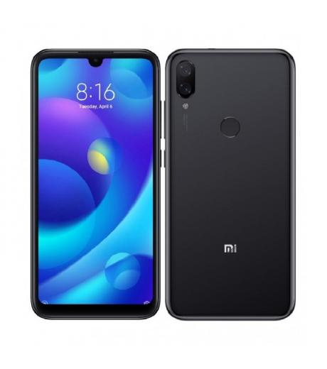 XIAOMI MI PLAY 4GB/64GB DUAL SIM SPACE BLACK