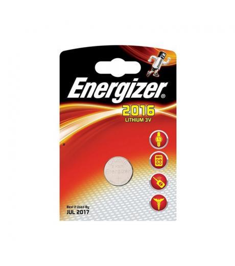 ENERGIZER CR2016, 1KS BLISTER