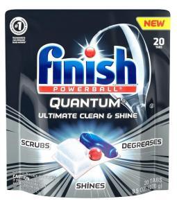 FINISH QUANTUM ULTIMATE CLEAN & SHINE
