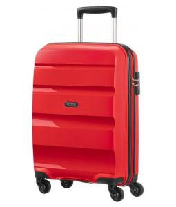 SAMSONITE AMERICAN TOURISTER CABIN SPINNER 85A20001 BONAIR STRICT S 55 4WHEELS RED