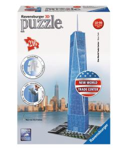 RAVENSBURGER TRADE CENTER 3D 216 DIELIKOV /2412562/