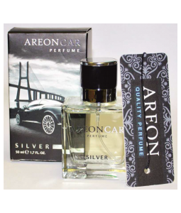 AREON CAR PARFUME SILVER NOVY 50ML