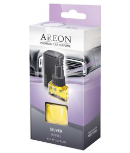 AREON CAR REFIL SILVER