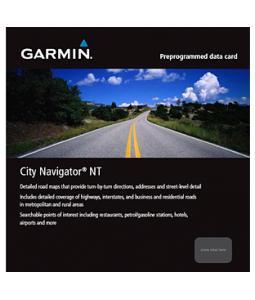 GARMIN CITY NAVIGATOR MOROCCO NT MICROSD/SD