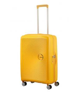 SAMSONITE AMERICAN TOURISTER 32G06001 SOUNDBOX-55/20 TSA, EXP JUST LUGGAGE, GOLDEN YELLOW,32G-06-001