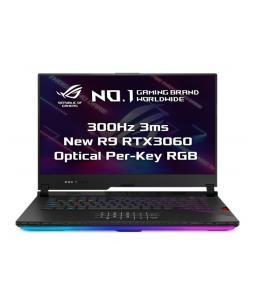 ASUS ROG STRIX SCAR 15 G533QM-HF093T 15,6 FHD 300HZ R9/16GB/512GB/RTX3060-6GB CIERNY
