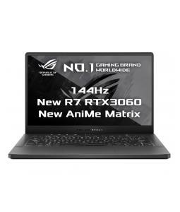 ASUS ROG ZEPHYRUS G14 GA401QM-ANIME024T 14.0 FHD 144HZ R7/16GB/1TB/RTX3060-6GB SEDY