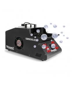 BEAMZ SB1500LED, 1500 W, DYMOSTROJ + BUBLINKOVAC + RGB LED SVETLA, 1,35 L NADRZ, DM, 10031741