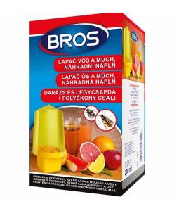 BROS LAPAC OS,  SRSNOV A MUCH, NAHRADNA NAPLN 200 ML