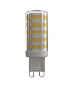 EMOS LED ZIAROVKA CLASSIC JC A++ 4,5W G9 NEUTRALNA BIELA