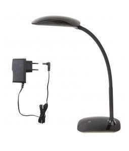 EMOS Z 7575 MA66-D-USB-BLACK STOLNA LAMPA