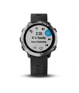GARMIN FORERUNNER 645 MUSIC BLACK, 010-01863-30