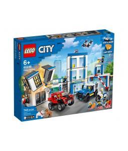 LEGO CITY POLICAJNA STANICA /60246/