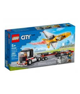 LEGO CITY TRANSPORT AKROBATICKEJ STIHACKY /60289/