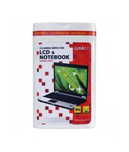 LOGO PCNDZ050XL CISTIACE TRHACIE OBRUSKY, NA LCD, NOTEBOOKY, DOZA, 50KS