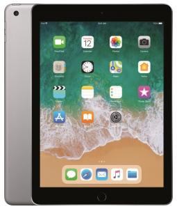APPLE IPAD WI-FI 32GB SPACE GREY (2018), MR7F2FD/A