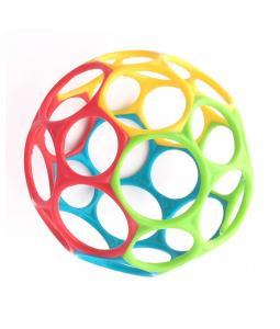 OBALL HRACKA OBALL™ CLASSIC 10 CM MIX FARIEB 0M+