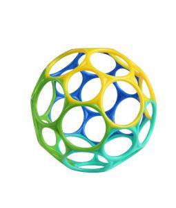OBALL HRACKA OBALL CLASSIC 10 CM MODRO/ ZELENA 0M+
