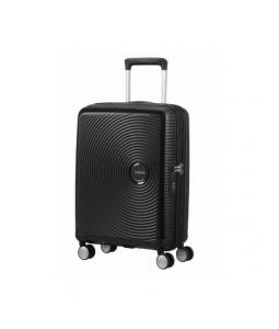 SAMSONITE AMERICAN TOURISTER 32G09001 SOUNDBOX-55/20 TSA EXP JUST LUGGAGE, BASS BLACK 32G-09-001