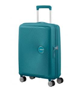 SAMSONITE AMERICAN TOURISTER SOUNDBOX SPINNER 32G14001 55/20 TSA EXP JADE GREEN, 32G-14-001