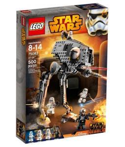 LEGO STAR WARS PILOT AT-DP /75083/